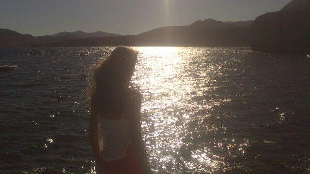 Atardecer en la Isleta del Moro www.livethelife.es