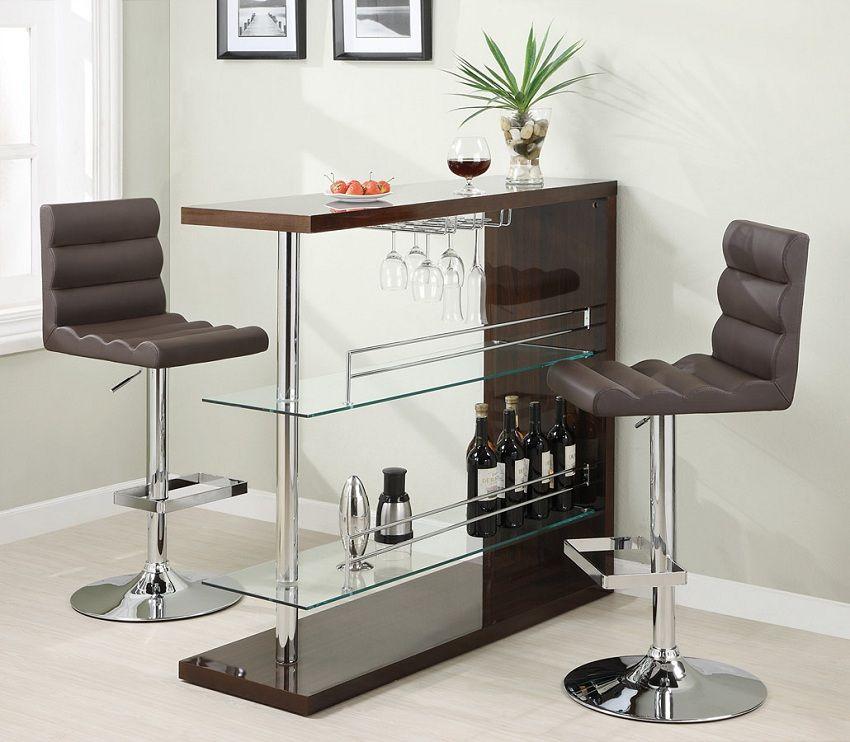 eve collection 100166 bar height dining table set home our tisch esstisch und bar. Black Bedroom Furniture Sets. Home Design Ideas