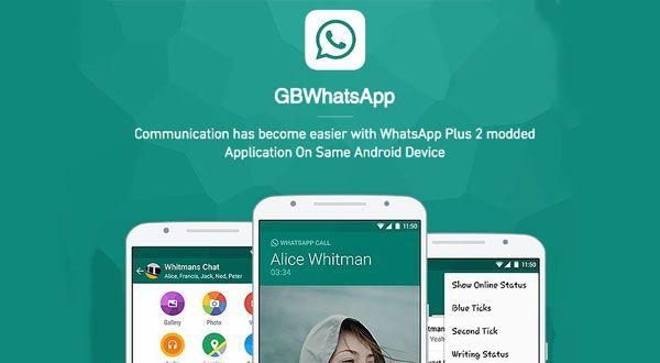 واتساپ جی بی دانلود جدیدترین نسخه Gbwhatsapp برای اندروید Best Android Anti Whatsapp Message