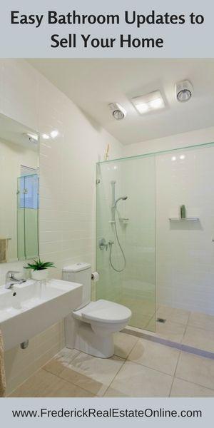 Easy Updates For A Tired Bath Easy Bathroom Updates Easy - Easy bathroom updates