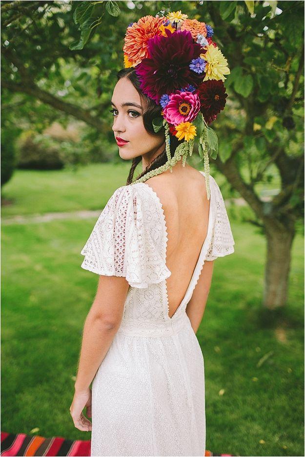 Dead in Wedding Dress