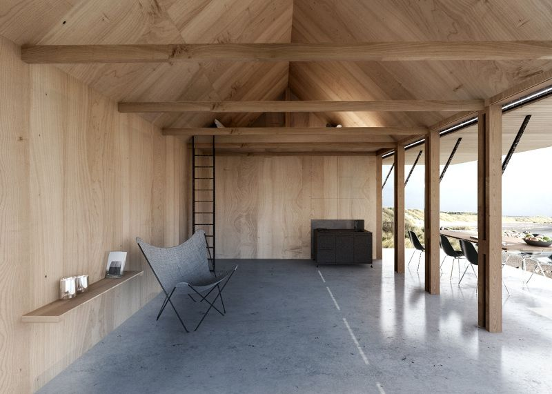 BOAT HOUSE, DENMARK - we architecture