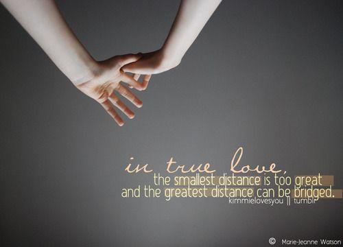 In true love …  photo by: Marie-Jeanne Watson