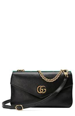 57e1333121cd GUCCI Designer Thiara Colorblock Leather Shoulder Bag   Women > Bags ...
