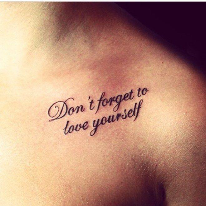 Frases En Inglés Para Tatuarse Tatuajes Inspiración Para