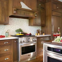 maple cabinetry contemporary farmhouse style contemporary kitchen huntington on farmhouse kitchen maple cabinets id=97419