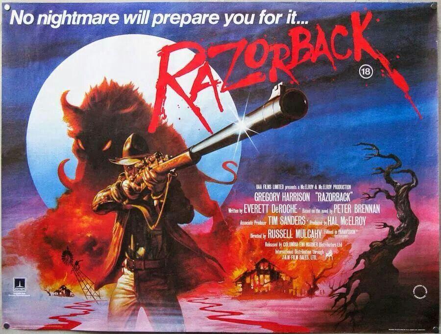 Nightmare razorback movie doctor stranger movie horror