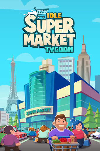 Download Idle Supermarket Tycoon Tiny Shop Game v2.2.4