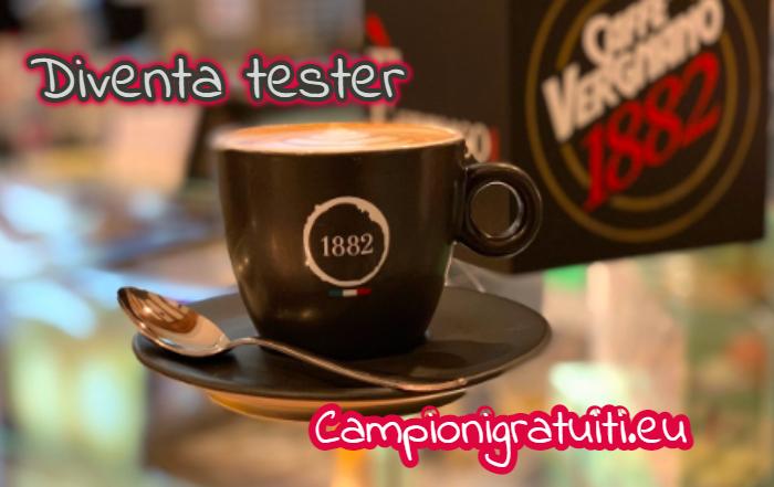 Diventa Tester caffè Vergnano con ProvaloTu
