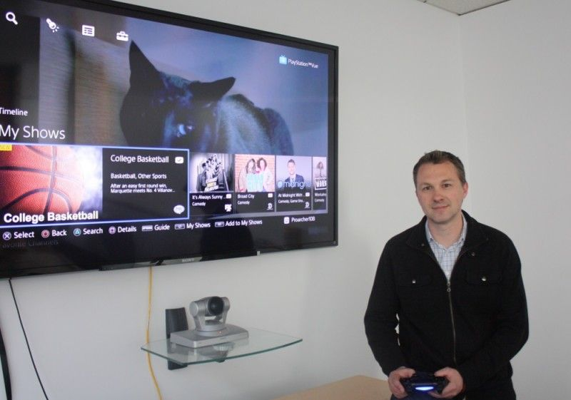 Sony shows off PlayStation Vue cloud TV with local channels