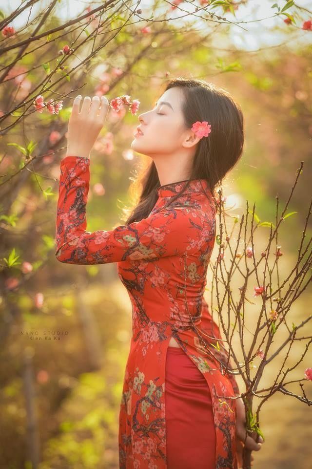 Ghim của Beauty On Earth trên Vietnamese girl   Áo dài