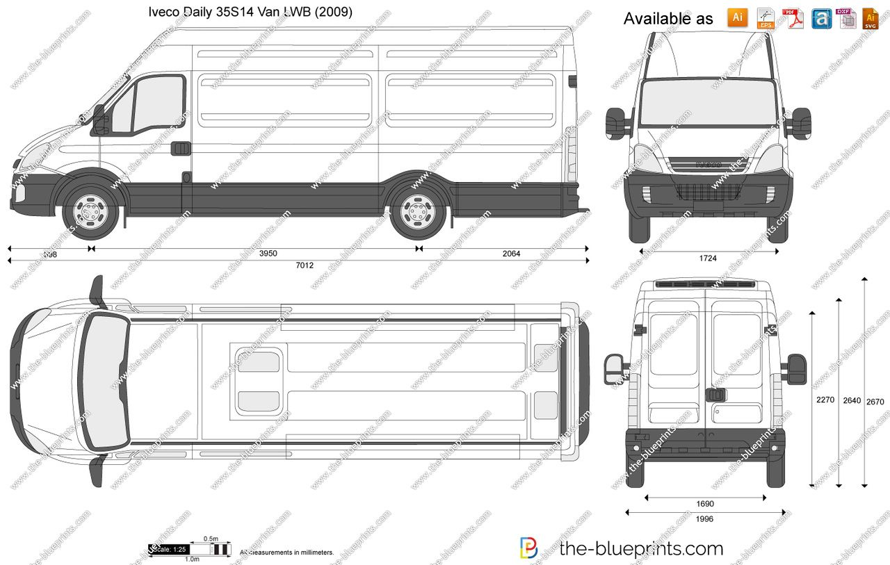 Image Result For Long Wheelbase Van Measurements Renault Trafic