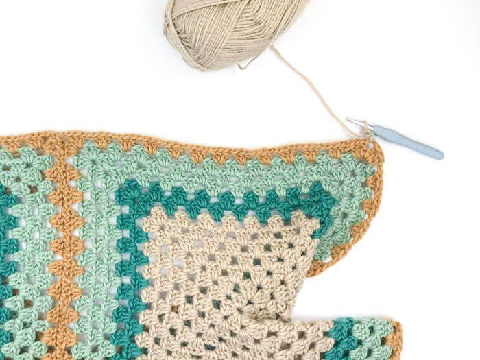 The Campfire Cardigan Free Modern Crochet Pattern Campfires