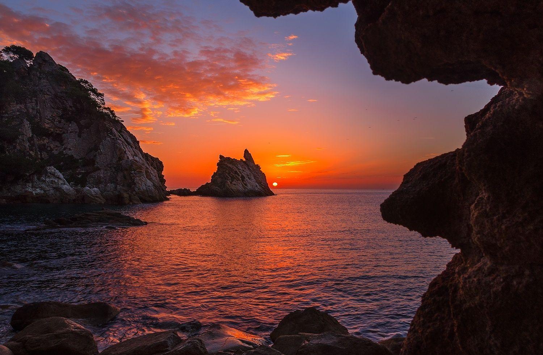 Estrella al amanecer by Xavier Salutibonallum on 500px