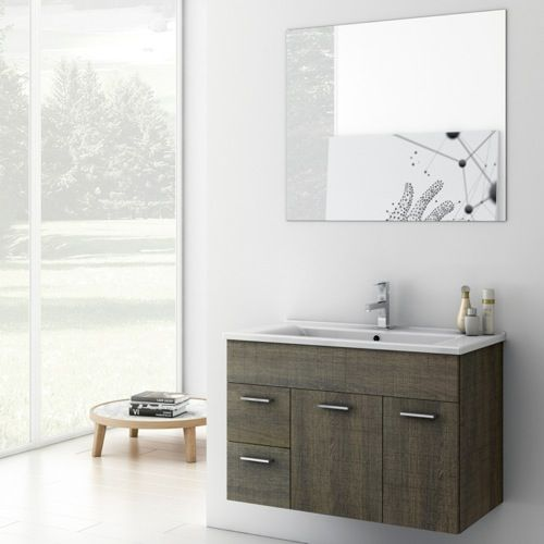Bathroom Vanity Acf Lor02 33 Inch Bathroom Vanity Set Lor02