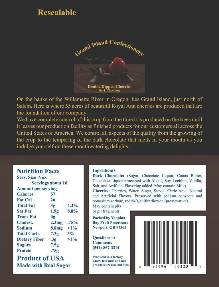 oregon #cherries #farm #local #chocolate #health  www.doubledippedcherries.com