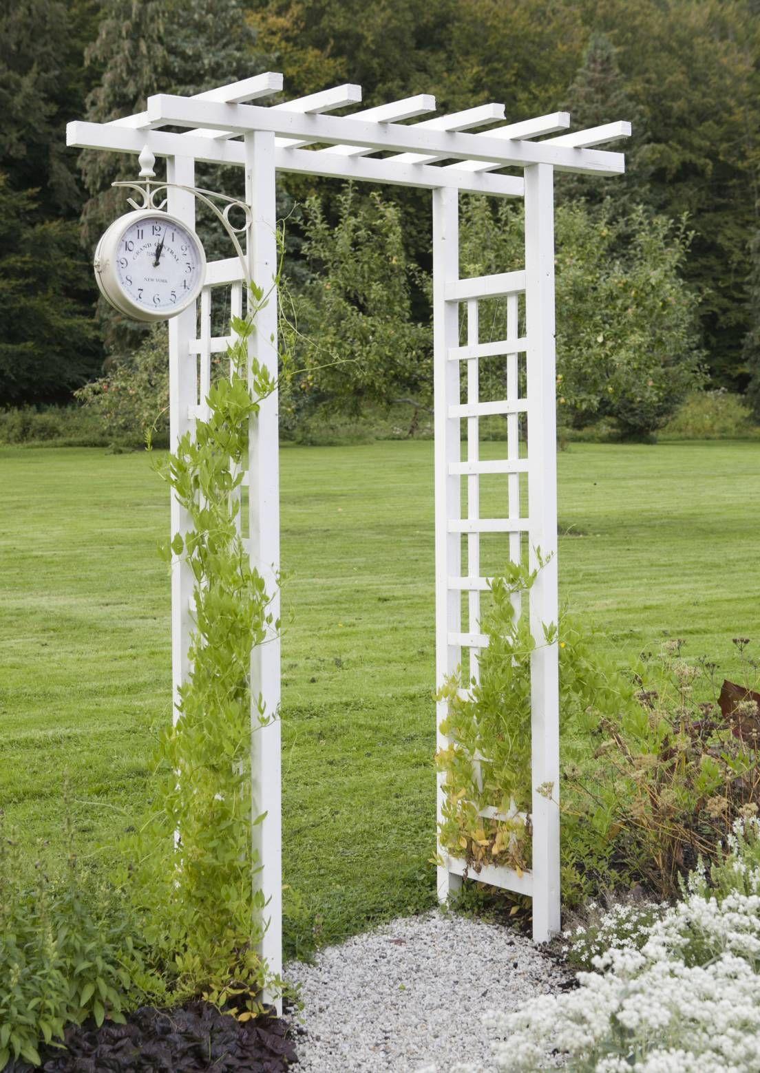 Puutarhaportti Kutsuu Kylaan Poimi 11 Ihanaa Ideaa Garden