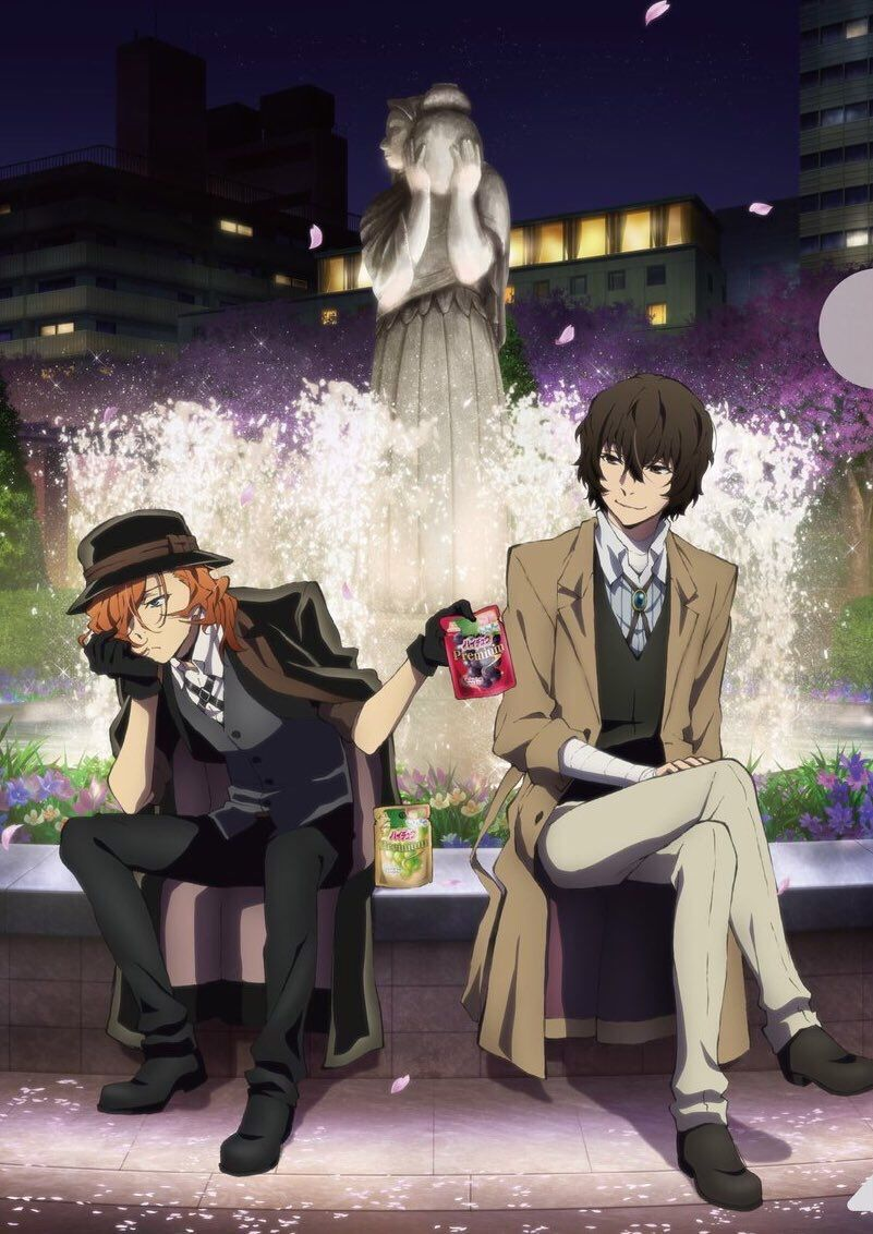 This is soooo cute everything is perfect so adorable the dazai
