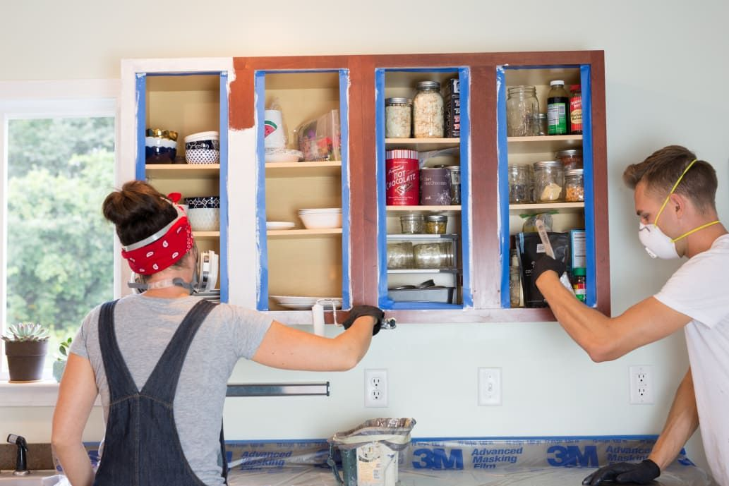 The Best Primer for Painting Your Kitchen Cabinets ...