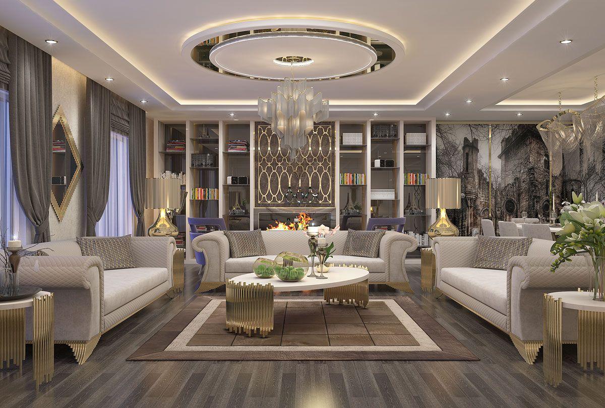 3d projeler zebrano mobilya livin large oturma odas for Mobilya design