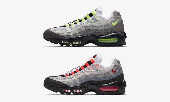 differently ae0ac d8e7b ... where to buy 20183 95 nike air max 95 og volt solar red 554970 071  609048