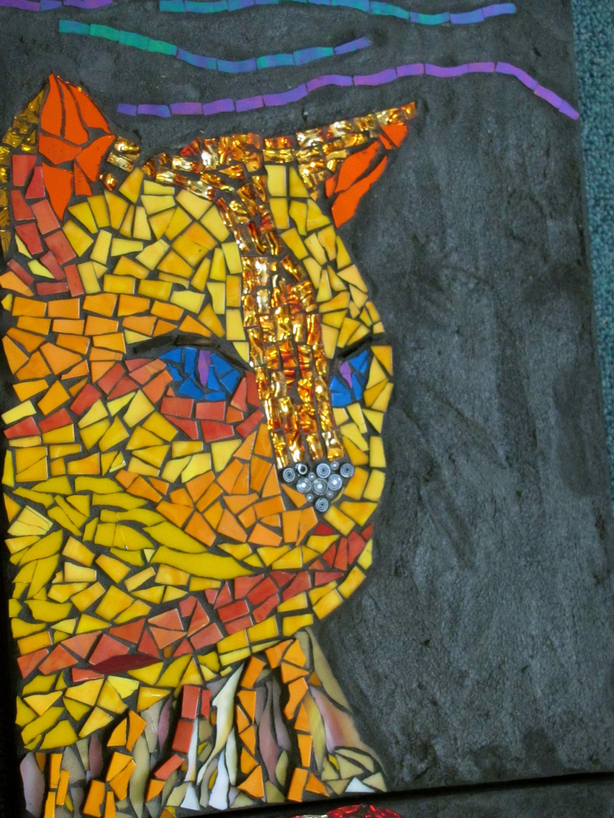 mosaic art by kat gottke | Mosaics | Pinterest | Mosaics