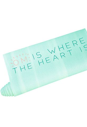 exceptional range of styles and colors aliexpress low price Om Yoga Mat | FOREVER21 | #theactivelife | forever 21 ...