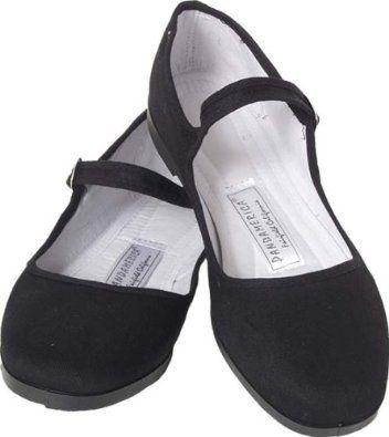 Black shoes women