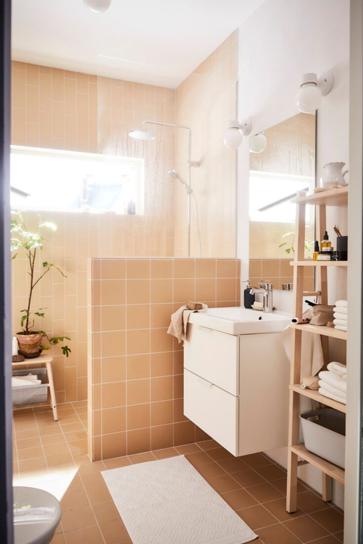 Want Your Bathroom To Feel Better Brighter And Bigger This Awesome Bathroom Organization Ideas Will Do Ikea Bathroom Vanity Diy Bathroom Vanity Ikea Bathroom
