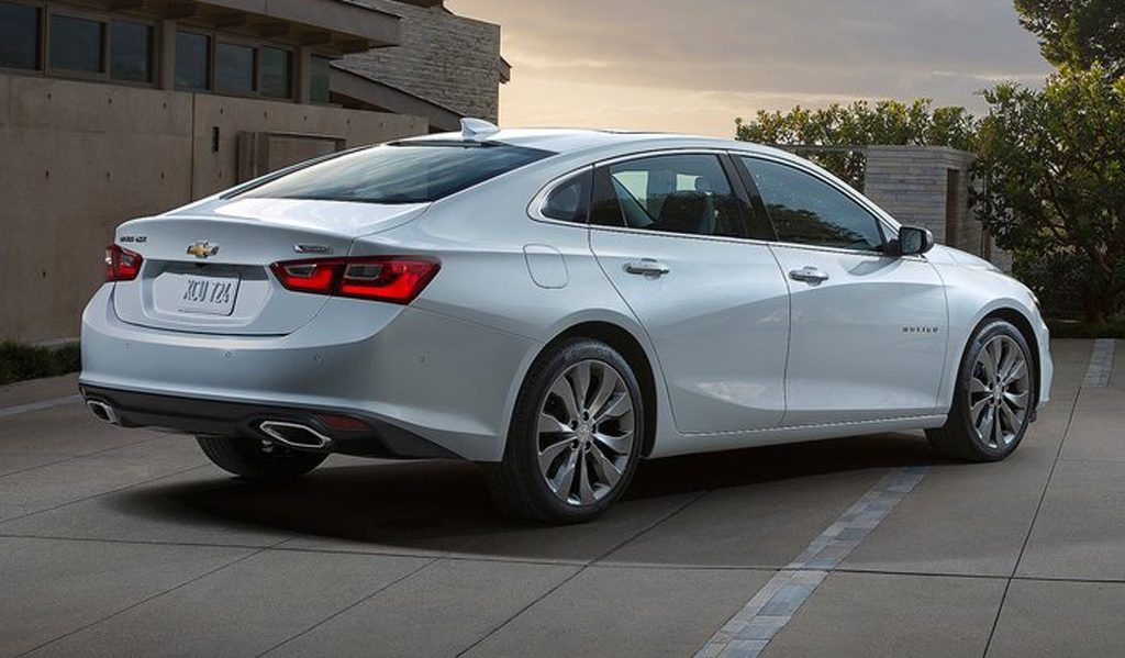 2020 Chevy Malibu Engine Release And Price Chevrolet Malibu