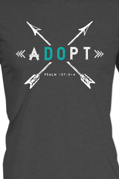 Durbin adoption adoption fundraising and rock for Adoption fundraiser t shirts