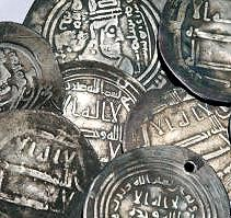 Viking treasure found near Arlanda - Viking treasure was probably not originally intended for nerds, but we pwn it now