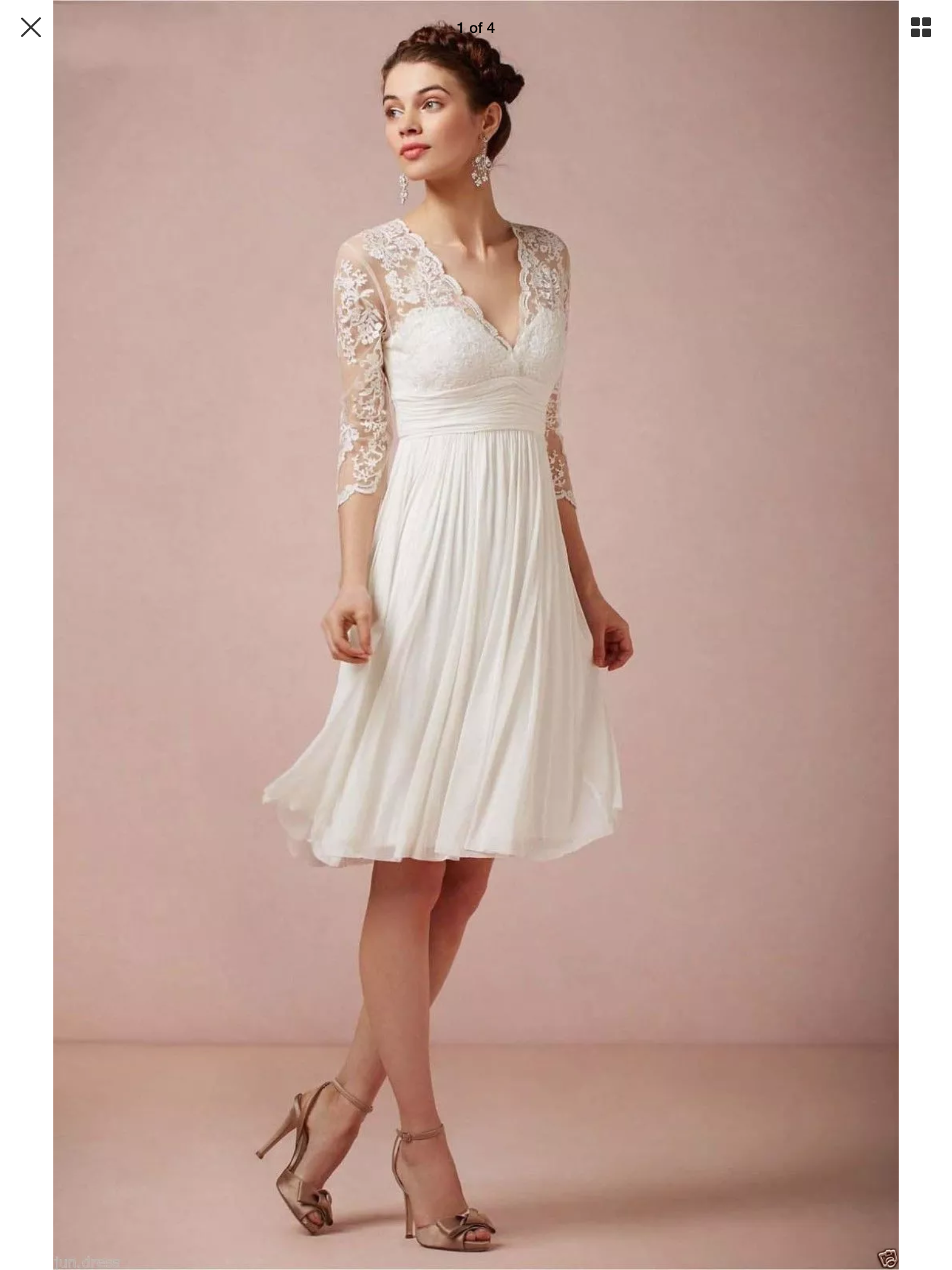 Outdoor summer wedding dresses  Pin by Lisa Neville on DressesGowns  Pinterest  Wedding dresses
