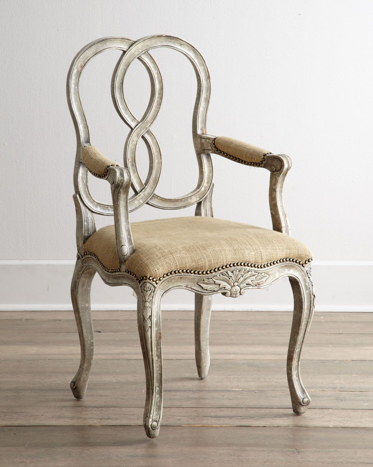 """Two """"Ethan"""" Chairs - Horchow"""