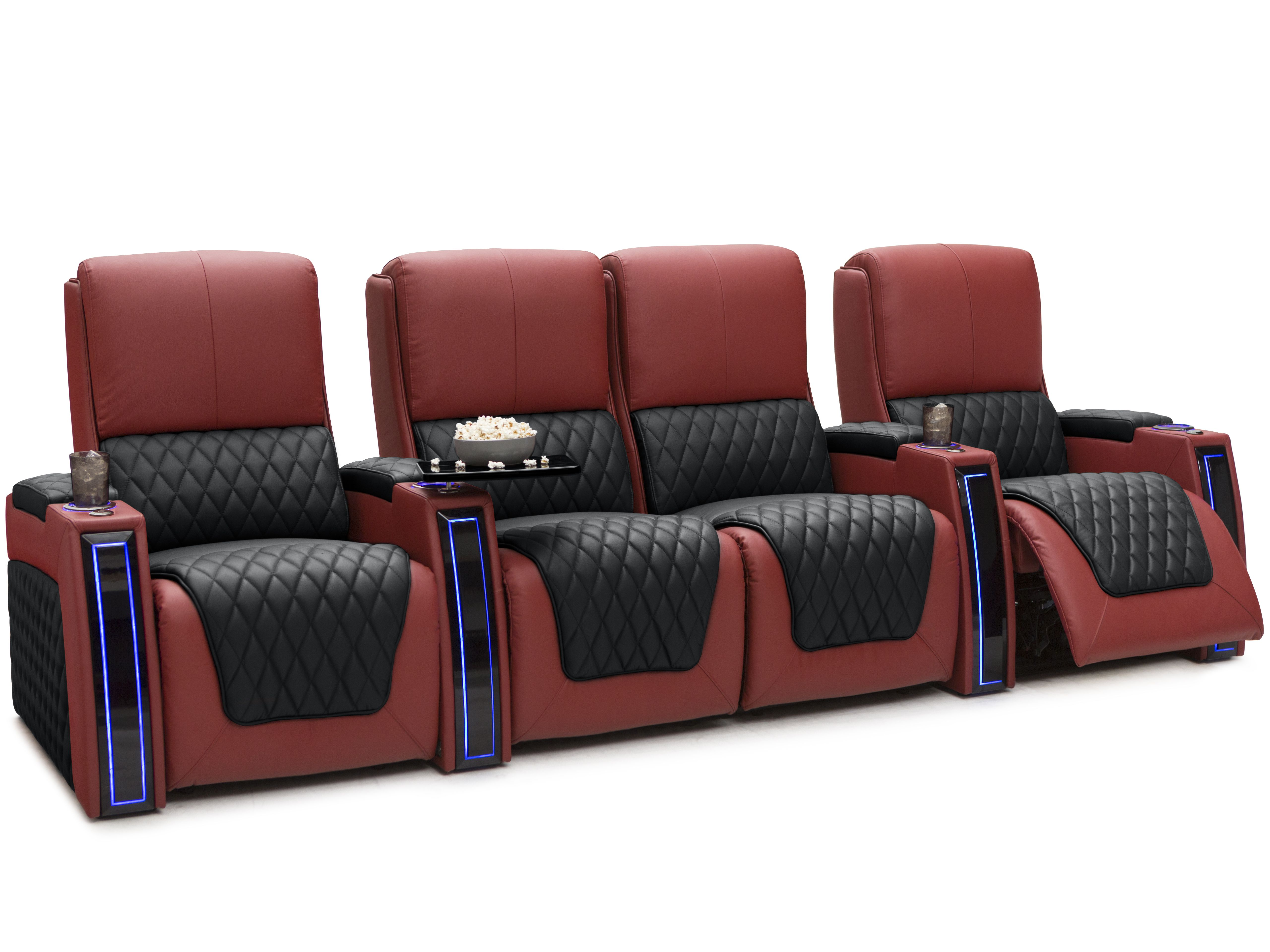 Top Home Theater Seats Of 2018 The Seatcraft Apex Chairs Have Legendary Comfort Features And Price For A Mind Ing Look Most