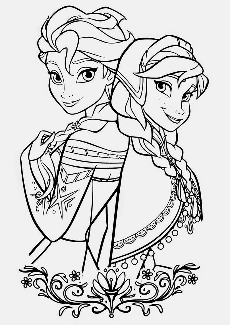 Frozen Paper Dolls Google Sok Elsa Coloring Pages Cartoon Coloring Pages Disney Coloring Pages