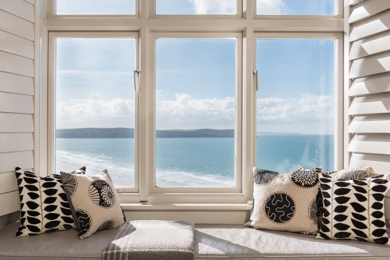 Woolacombe Bay Beach House Luxury Self Catering In North Devon
