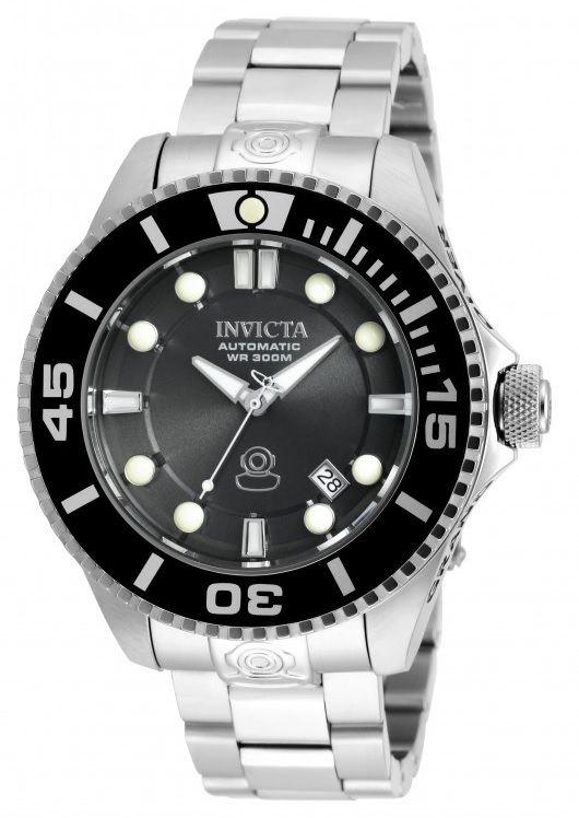 Invicta Grand Diver Gen II Automatic - Дайверские часы от Инвикта   Luxurious Watches