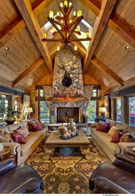now this is a family room For MY Home in 2018 Pinterest Cabin