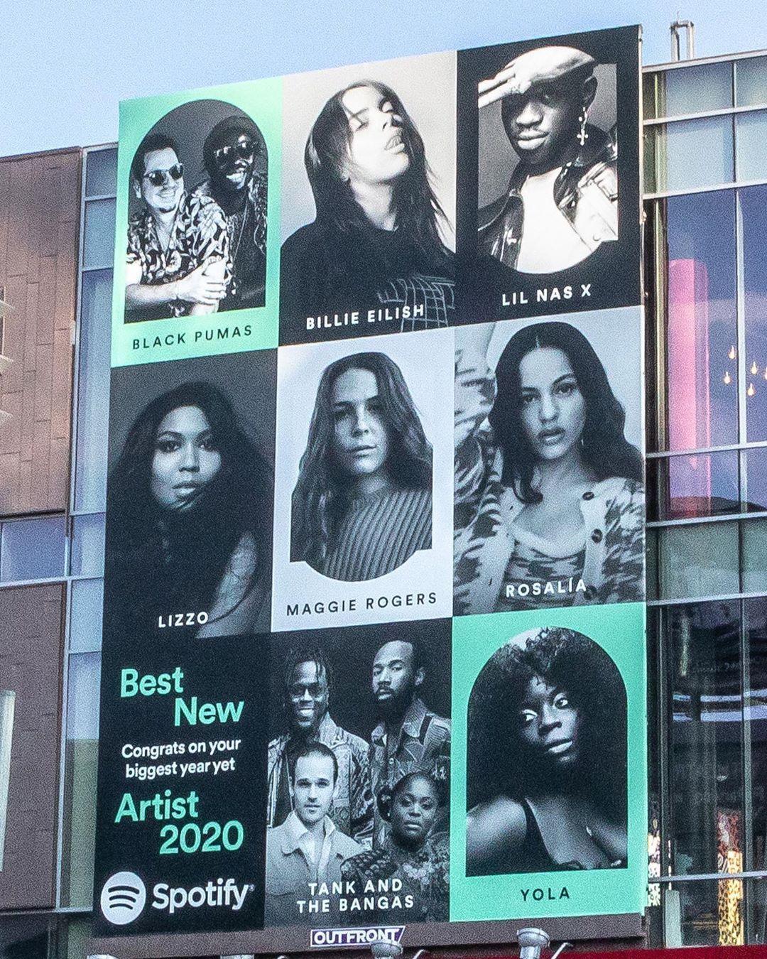 Best Playlist Spotify Hits 2020 Congrats New Artists Playlist