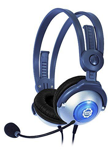 Kidz Gear Volume Limit Headphones Kidz Gear Deluxe Headset Headphones With Boom Mic Gray Learn More Regard Wired Headphones Headphones Headphones Design