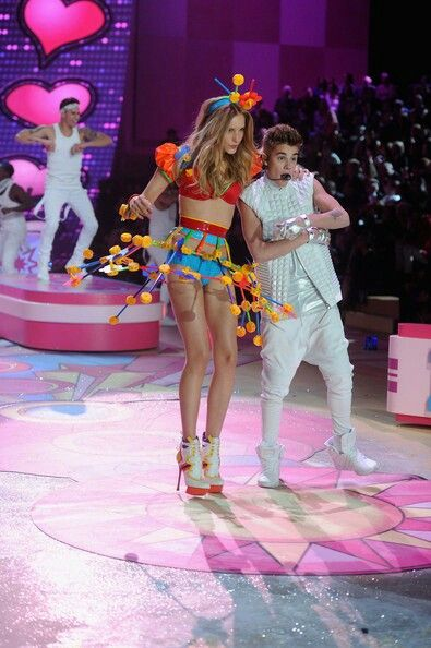 Performing beauty and a beat