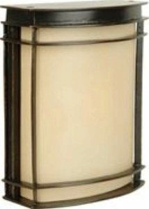 Craftmade Z4302-92 Vale Outdoor Sconce, Oiled Bronze by Craftmade. $55.71. Finish:Oiled Bronze, Glass:Champagne Frost, Light Bulb:(1)60w B10 Cand F Incand Vale Outdoor Wall Sconce. Save 22% Off!