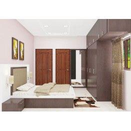 Guanare Bedroom Set with Laminate Finish   Furniture sets, Room ...