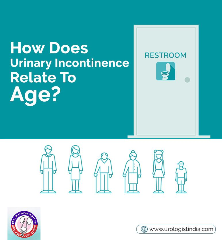 Urinary incontinence is a condition that a person leaks