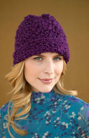 Einstein Hat Worked Flat Crochet In Homespun Crochet Pinterest