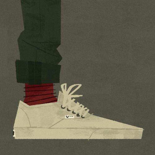 """travisruiz: """" WHAT ARE THOOOSSSEEE??? Vans, but they look like sneakers """""""
