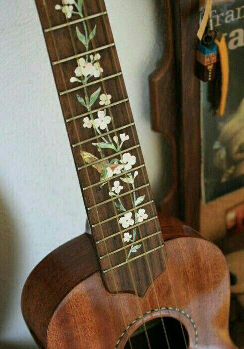 Want To See More Pins Like This Then Follow Pinterest Morgangretaaa Ukulele Art Guitar Art Painted Ukulele
