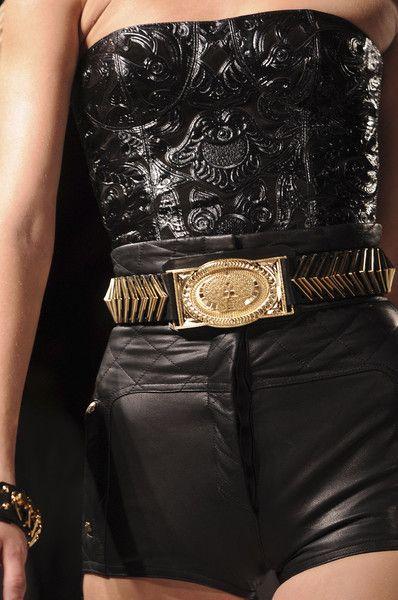 ❦ Balmain leather