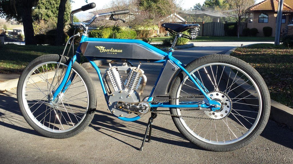 43mph Electric Indian On 04 13 2017 We Completed Our First Custom